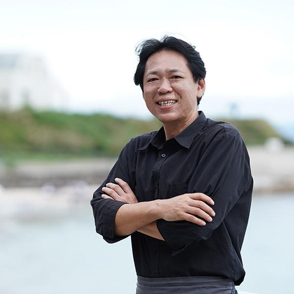 六川光シェフの写真