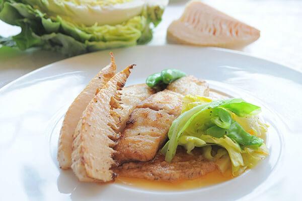 料理の一例写真